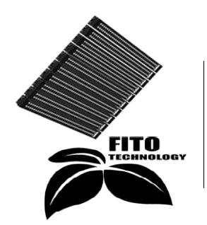 LED lighting. FITO Technology.